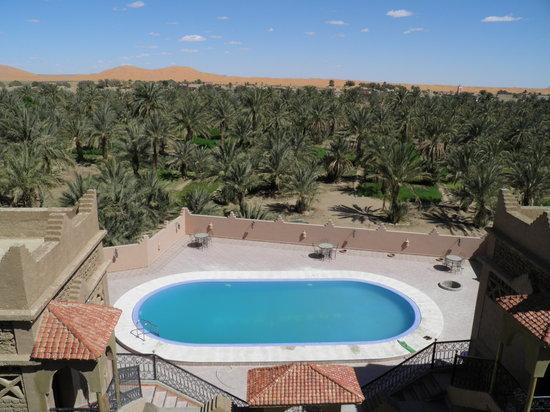Riad Nezha Pool
