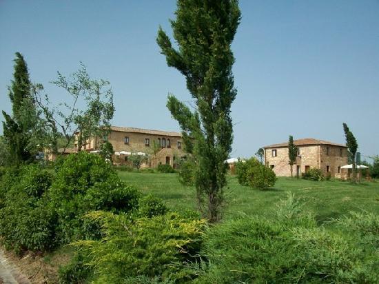 Agriturismo La Collina: panoramica agriturismo