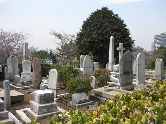 ‪The Yokohama Foreign General Cemetery‬