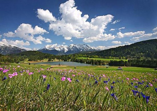 Upper Bavaria, Tyskland: provided by: Bayerische Alpen