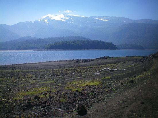 Melipeuco, Chile: Laguna Conguillío