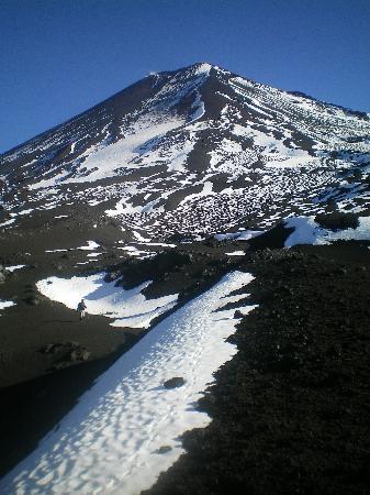 Conguillio National Park : Volcan Llaima