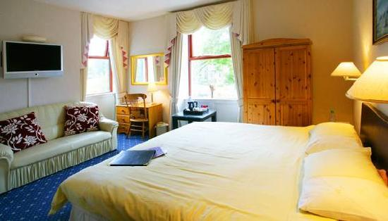 Ilkley Riverside Hotel: Comfortable rooms