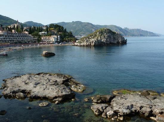 Belmond Villa Sant'Andrea: view from balcony