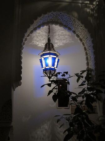 Riad Dar Eliane : The balcony