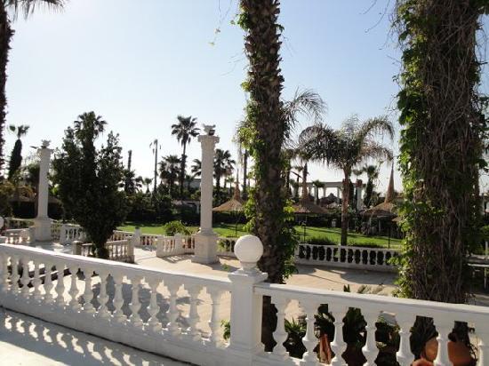 Club Hotel Sera : From the garden