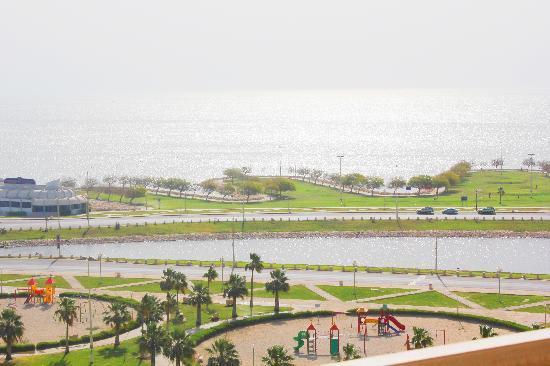 Le Meridien Al Khobar: Room View