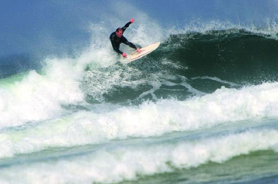 Cornualles, UK: Cornwall - surf capital UK