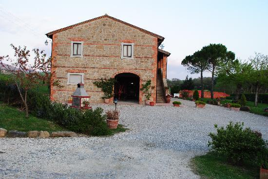 Palazzi del Papa: agriturismo
