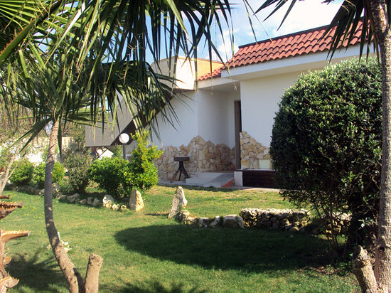 Bed and Breakfast Chalet del Mare : Giardino