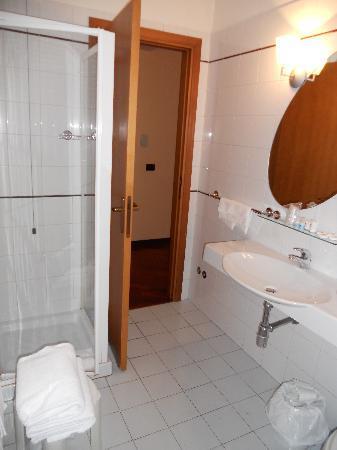 Hotel Millennium : bagno