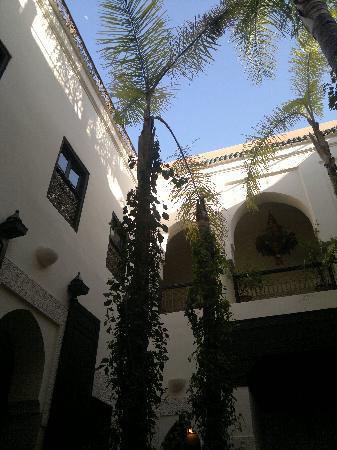Dar Jaguar : Courtyard