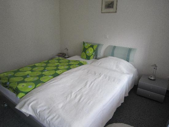 Hotel Badus: Bed