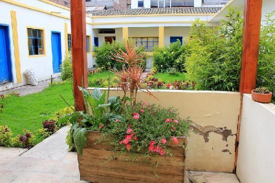 Mansion Santa Isabella: backyard