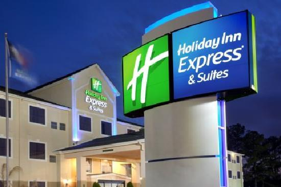 Holiday Inn Express Houston Bush Intercontinental Airport East: Exterior Holiday Inn Express & Suites Houston Intercontinental East