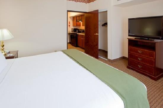 Quality Inn & Suites IAH Bush Airport – East: King Suite