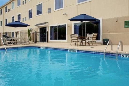 Quality Inn & Suites IAH Bush Airport – East: Pool