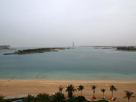 Royal Club Palm Jumeirah : View from our balcony