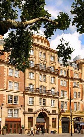 Hilton London Hyde Park: Exterior hotel