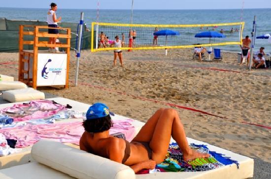 Battipaglia, İtalya: sport