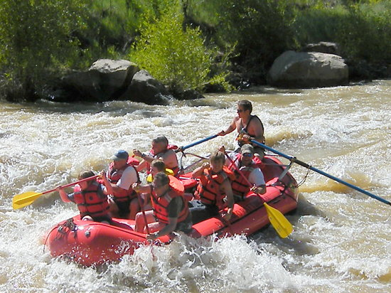 Durango Rafting Company: Fun on the Animas River