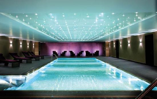 Hilton London Syon Park: Kallima Spa Pool