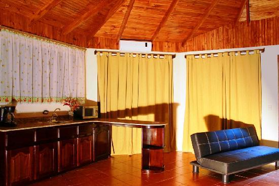 GreenLagoon Wellbeing Resort: Living Room Bungalow