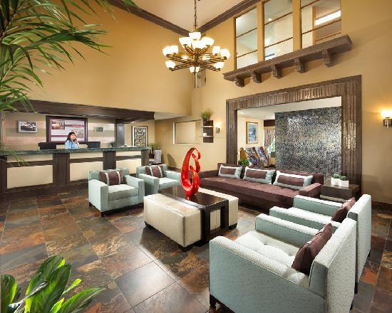 Red Roof Inn Ontario Airport: Lobby Area 2