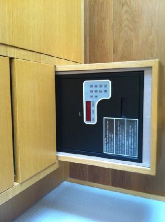 Park Hyatt Seoul : safe box