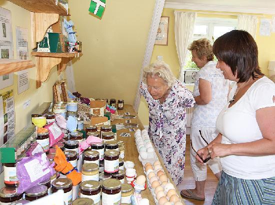 Spillers Farm Tea Rooms: We stock a wide range of our own home made preserves