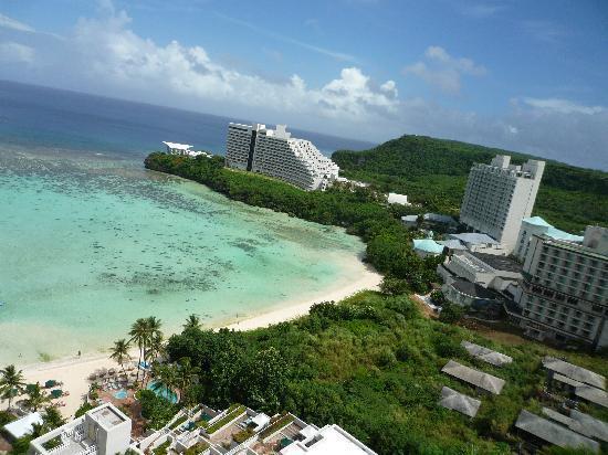 The Westin Resort Guam: バルコニーからの眺め