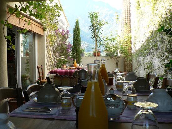 Montegrosso, Γαλλία: les chambres d'hôtes de magali