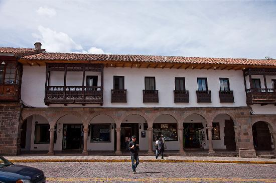Picture of casa andina standard cusco plaza for Hotel casa andina classic plaza cusco