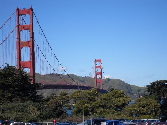 San Francisco, Kaliforniya: Golden Gate