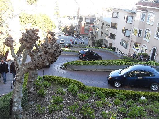 San Francisco, CA: Lombard st