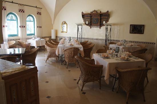 "Radisson Blu Ulysse Resort & Thalasso Djerba: le restaurant ""el malouf"""