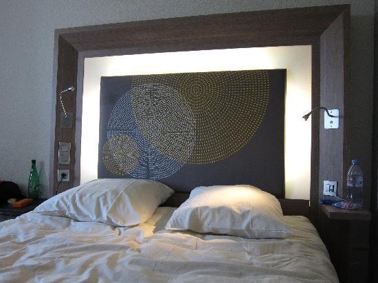Novotel Narbonne Sud : La chambre