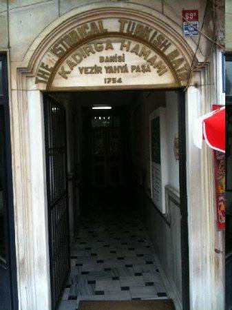 Turkuaz Hotel: The Kadirga Hamam
