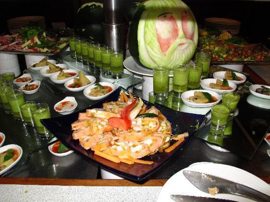 Stella Di Mare Beach Hotel & Spa: Кулинарные шедевры