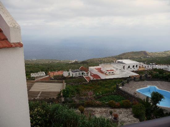 Hotel Villa El Mocanal: Vista desde mi habitación
