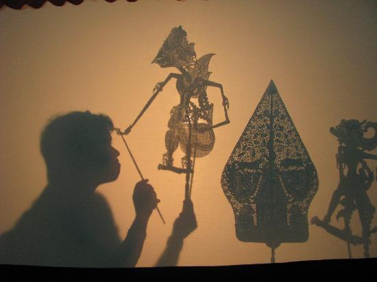 Wayang Museum : Wayang Kulit