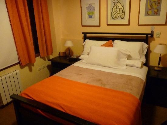 Posada Palermo B&B en-suite: Nuestra habitación