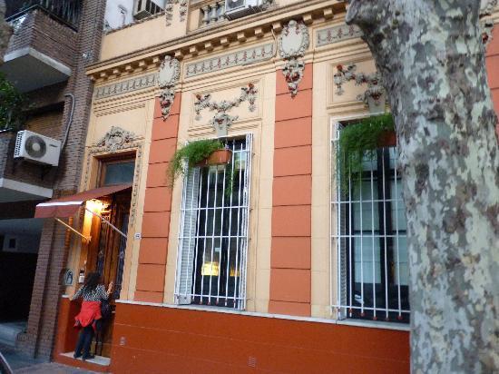 Posada Palermo B&B en-suite: Fachada