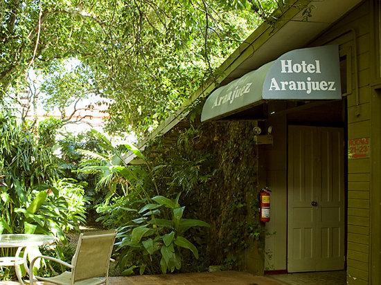 Hotel Aranjuez: Nuestros jardines