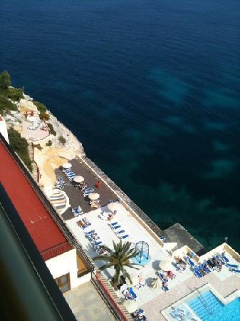 SENTIDO Cala Viñas: balcony view