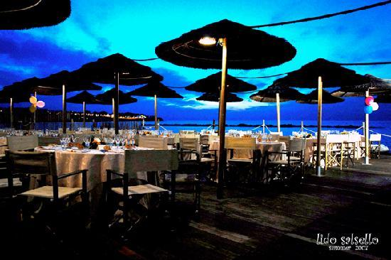 Salsello Hotel Puglia : Lido