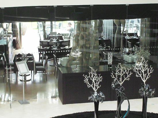 Aqua Pedra dos Bicos Design Beach Hotel: restaurant