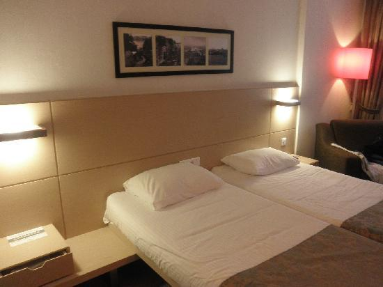 BEST WESTERN Eresin Taxim: bedroom