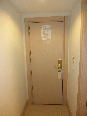 Eresin Taxim Hotel: closet