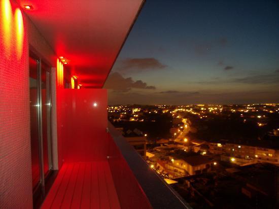 Axis Porto Business & Spa Hotel: dalla camera 801